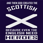 Scottish Heroes T Shirt