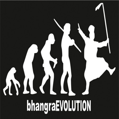 Bhangra Evolution T Shirt