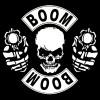 Boom Boom Skull Design