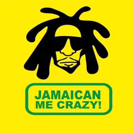 Jamaican Me Crazy T Shirt.