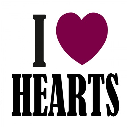 I LOVE HEARTS Design