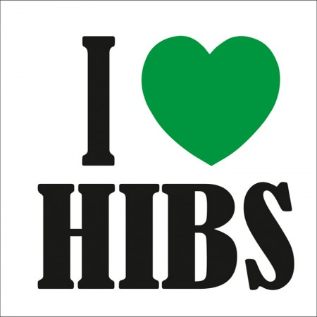 I LOVE HIBS Design