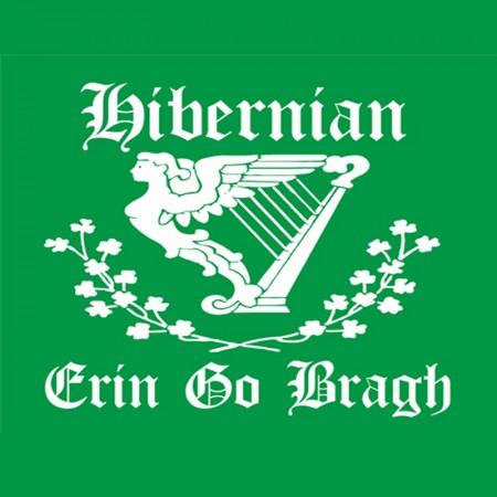 Hibs Erin go Bragh T Shirt
