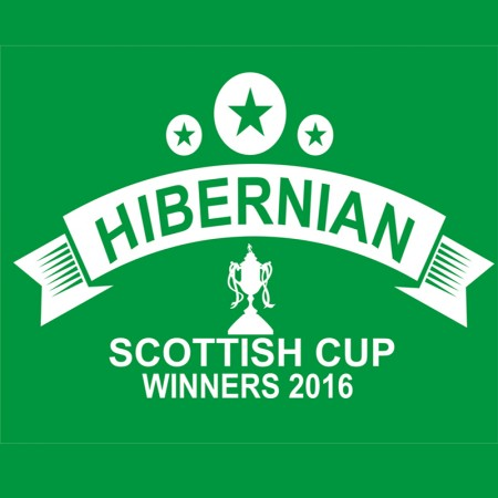 Hibs Stars Scottish Cup 2016