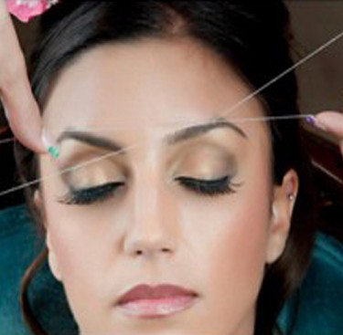EYEBROW THREADING, FACIAL THREADING , TINTING & WAXING