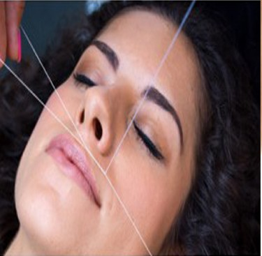 THREADING OR NOT THREADING? EYEBROW THREADING